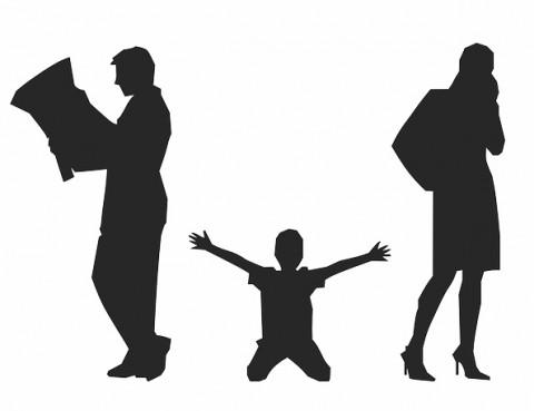 divorce and children