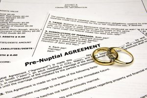 Prenuptial Agreements with Allen Gabe Law, P.C.